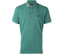 Poloshirt mit Logostickerei - men - Baumwolle