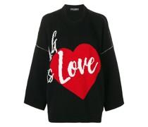 'Love' Pullover