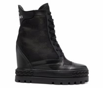 High Top Evolution Sneakers 80mm
