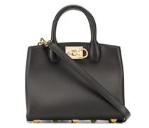 Handtasche mit Gancio-Detail