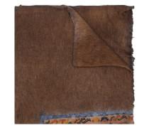 Oversized-Schal mit Print