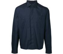 Klassisches Hemd - men - Seide/Baumwolle - 40
