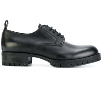 Missionary lace-up shoes