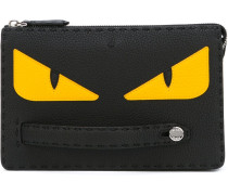 "Clutch mit ""Bag Bugs""-Design"