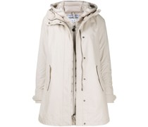 Parka im Layering-Look