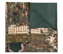 Halstuch mit Camouflage-Print