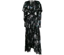'Liza' Kleid mit Blumen-Print
