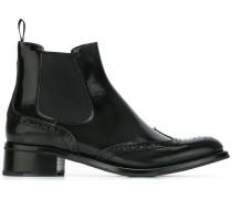 Chelsea-Boots aus Leder - women - Leder/rubber