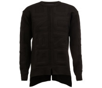 Asymmetrischer Pullover - men
