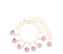 orb and circle necklace