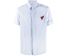 Punk'ed Heart short-sleeve shirt