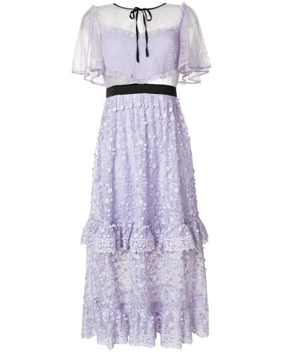 'Violette' Kleid
