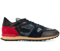 'Rockstud' Camouflage-Sneakers