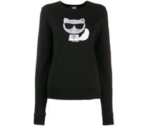 'Ikonik Choupette' Sweatshirt