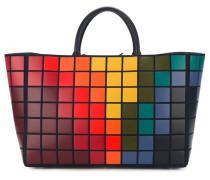 'Ebury' Shopper mit Pixelmuster