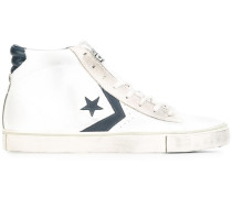 'Pro Leather Vulc Mid' Sneakers