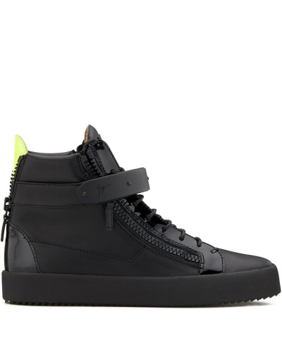 'Addy' High-Top-Sneakers
