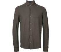 Klassisches Hemd - men - Baumwolle - 46