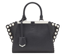 3Jours pearl leather tote bag