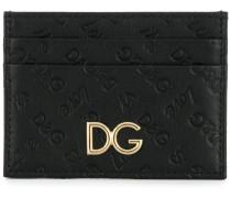 logo plaque cardholder