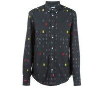 - 'Kenzo' Button-down-Hemd - men - Baumwolle - 41