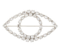 embellished Eye brooch