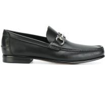 double Gancio horsebit loafers