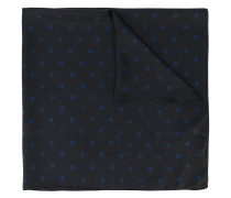 - dot print neck scarf - women - Seide