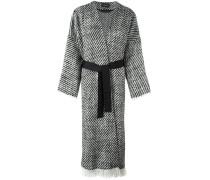 'Iban' Tweed-Mantel