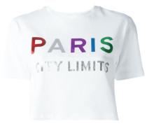 'Paris' Cropped-T-Shirt