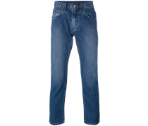 'Zip Powell' Jeans - men - Baumwolle - 34