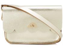 scallop detail crossbody bag