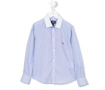 - Gestreiftes Hemd mit Brusttasche - kids