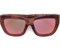 Linda Farrow x  'CS5' Sonnenbrille