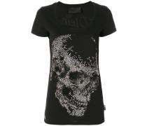 T-Shirt mit Totenkopf-Print - Unavailable