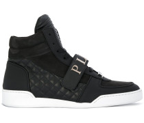Day hi-top sneakers