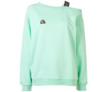 BAPY BY *A BATHING APE® Asymmetrisches Sweatshirt