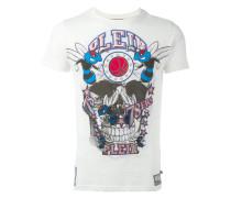 T-Shirt mit Totenkopf-Print - men