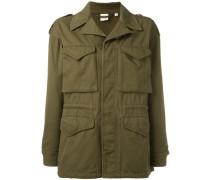 Mantel mit Taschen - women - Baumwolle - M