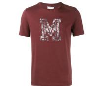 T-Shirt mit Logo-Print - men - Baumwolle - 54