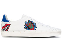 Kate stitch detail sneakers