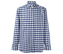 checked classic shirt