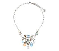 Halskette mit mehreren Steinen
