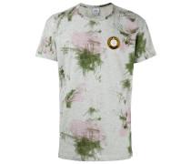 aim patch printed T-shirt