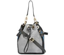 'Kombo' Handtasche - women - Leder/Nylon