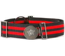 Medusa Head striped utility belt