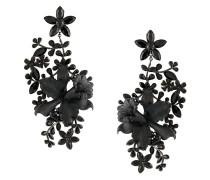 Ohrstecker mit floralem Design