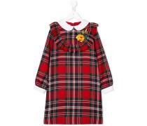 Kleid mit Schottenkaromuster
