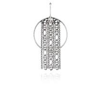 'Bruni' Ohrring mit Swarovski-Kristallen