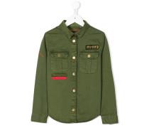 'Military' Hemd